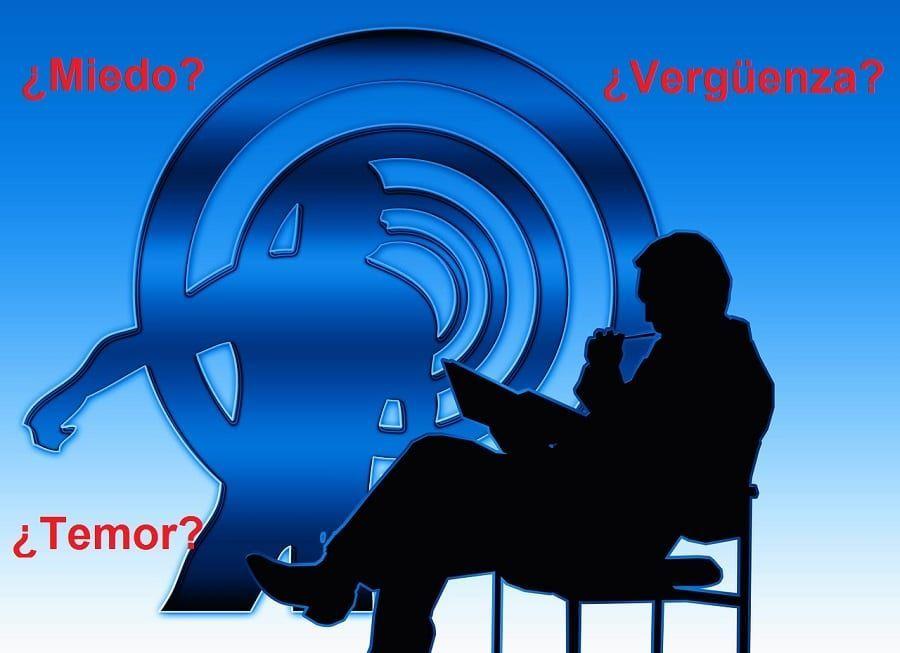¿Miedo a ir Psicólogo?