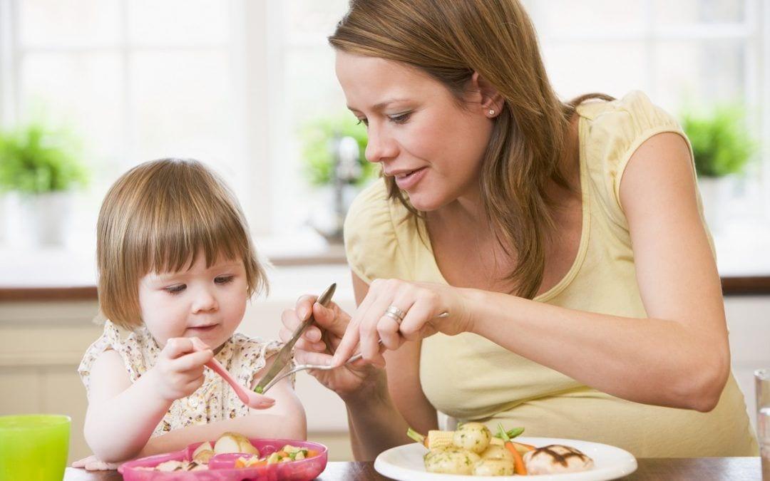 Alimentación infantil. Trastornos alimenticios.