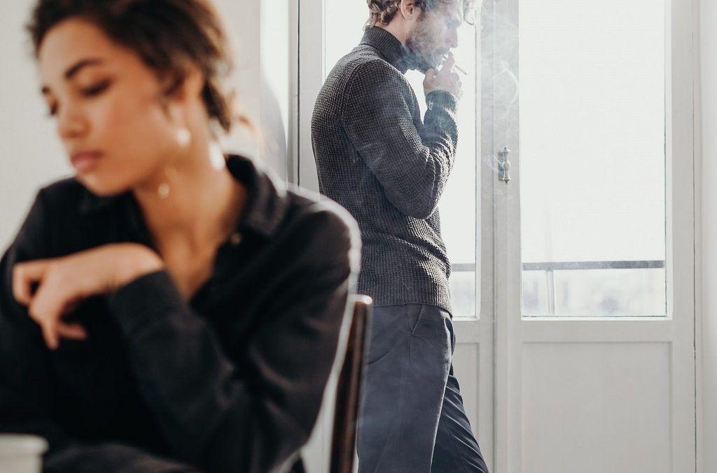Cómo superar los problemas de pareja durante la cuarentena por coronavirus